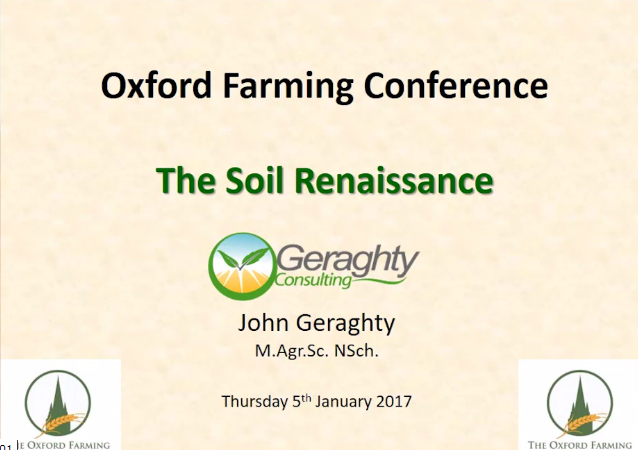 Cover image Oxford Farming Conference