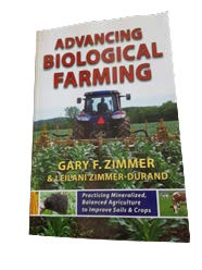 advance biological farming cover book