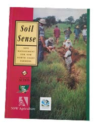 Soil Sense cover book